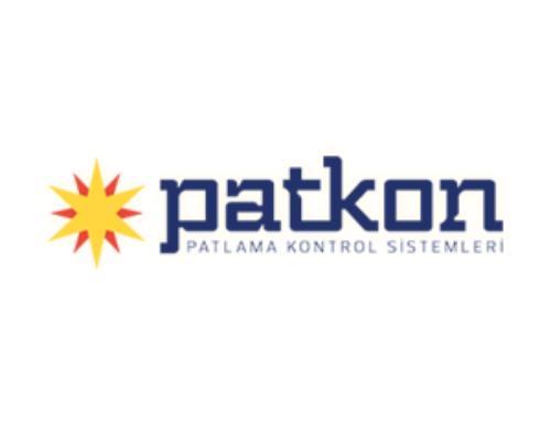 Patkon Patlama Sistemleri Ltd. Şti.